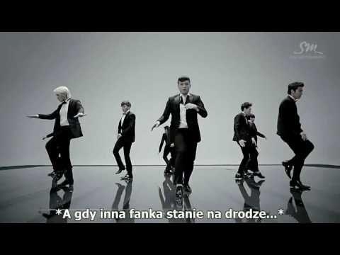 [KPOP Parodia PL] Super Junior - Sasaeng Fan Song Part 3 (SPY)