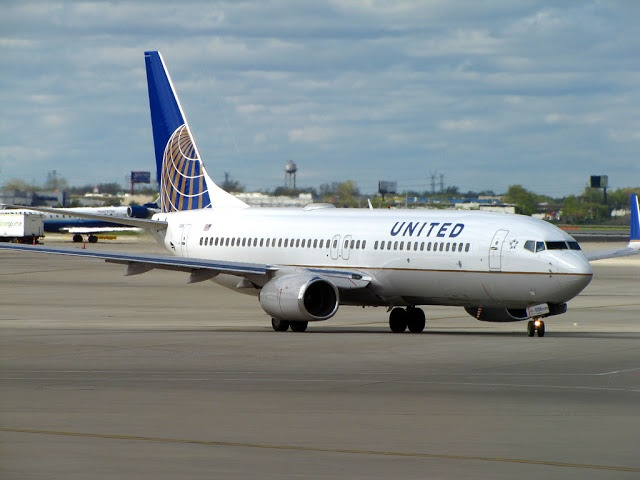 United 737 300 Airlines Flown Pinterest