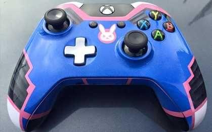 Overwatch D.VA Suit Xbox One Wireless Controller