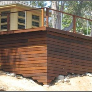 196 Best Back Deck Rail Amp Materials Images On Pinterest