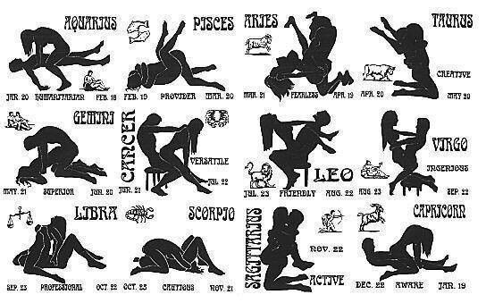 Sex position astrology confirm