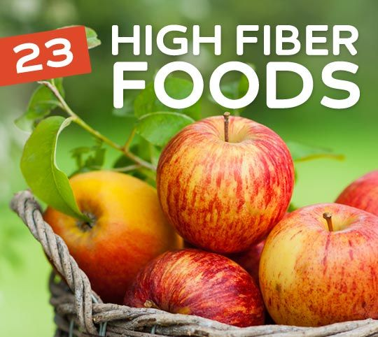 23 High Fiber Foods to Help Keep You Regular  -- Fiber is an essential aspect of a healthy diet and lifestyle. Getting plenty of fiber in your diet, along with drinking lots of water, will keep you regular, which in turn helps to cleanse your color and keep your digestive system in top working order. Eat plenty of high fiber foods to stay regular and healthy.Easy Recipe, High Fiber Foods, Paleo Food, Eating Right, Fiber Helpful, Whole Food, Lose Weights, Healthy Food, Weights Loss