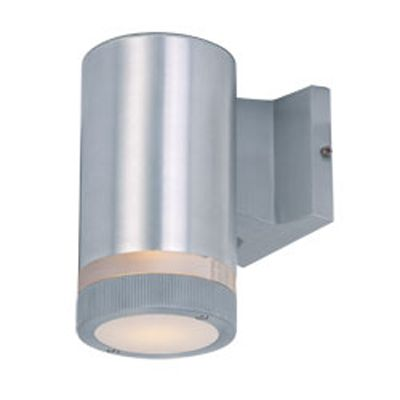 Lightray Glass Stripe Outdoor Wall Sconce | Maxim Lighting At Lightology