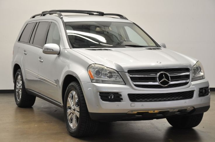 2007 #Mercedes-Benz GL-Class GL450 4-Matic at $18,995 only  http://www.fischbonemotors.com/web/vehicle_photos/16543106/