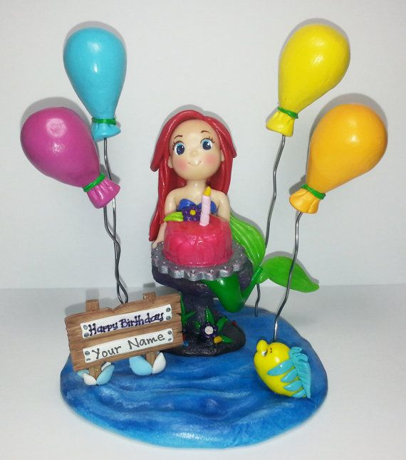 mermaid cake topper 1000 ideas about mermaid cake topper on 5834