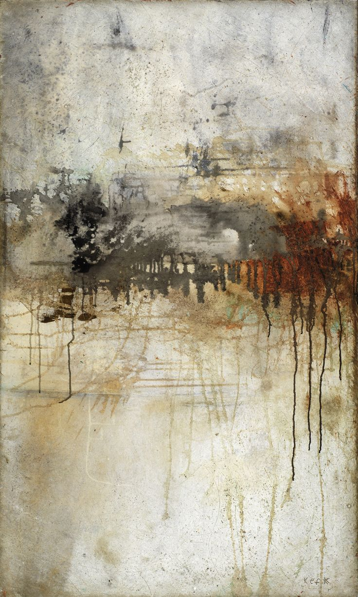 contemporary abstract art giclee print by keck fine art publishing