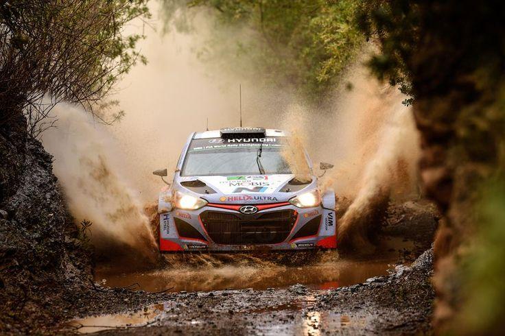 Hyundai i20 WRC - 2015 Rally México - Thierry Neuville y Nicolas Gilsoul