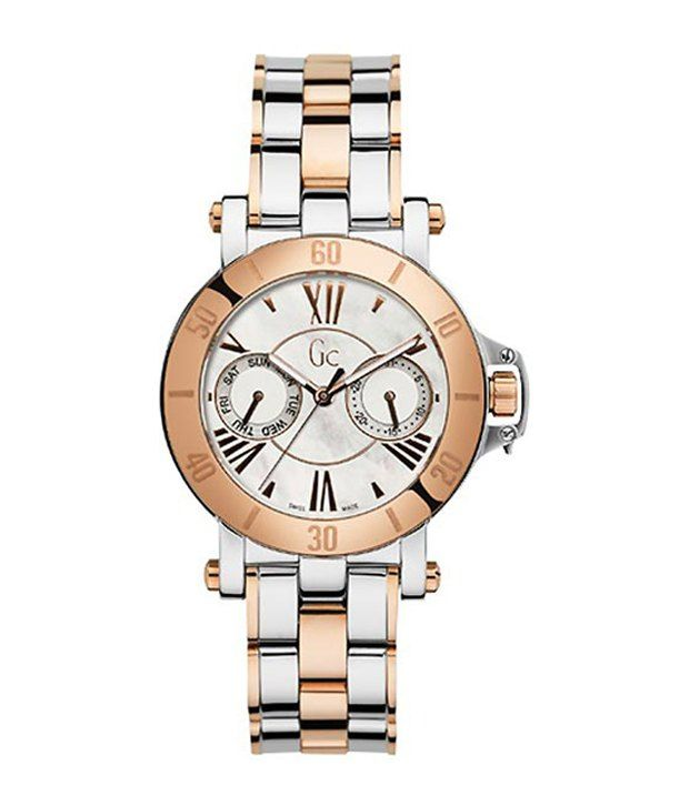 Loved it: GC X74002L1S Women's Watch, http://www.snapdeal.com/product/gc-x74002l1s-womens-watches/1988439736