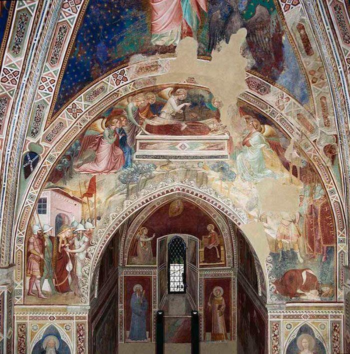 11 best Oratorio di Santa Caterina delle Ruote images on Pinterest ...