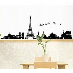 Väggdekor Eiffeltornet