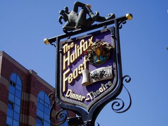 dinner theater   Halifax Feast Dinner Theatre, Halifax - Restaurant Reviews ...