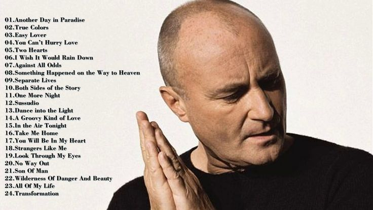 Phil Collins Greatest Hits - YouTube