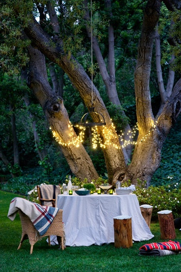 I think we just need to make this and then have it. And drink wine at it. All summer long.