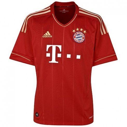 Bayern Munich 2012/13 Camiseta futbol [589] - €16.87 : Camisetas de futbol baratas online!