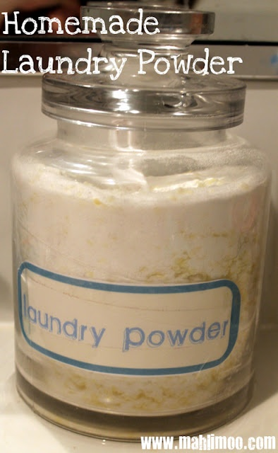I've been using home-made wash powder for a month now and saved a small fortune.    I need to source one of the products, it's more difficult to get hold of it in the UK but this was passed on by a friend and I don't think I'll go back to my liquid brand again.