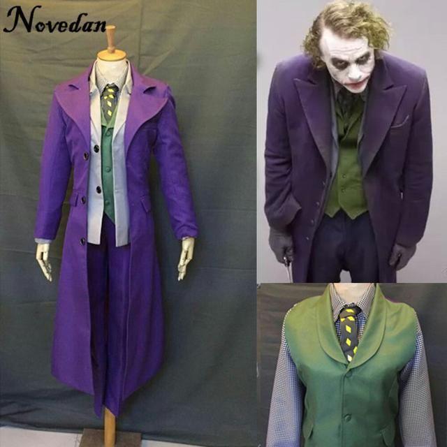 Batman The Dark Knight Joker Costume Full Suit Jacket Coat Shirt Pants Fantasia Men Custom Made Movie Halloween Cosplay Costume http://culture-comet.myshopify.com/products/batman-the-dark-knight-joker-costume-full-suit-jacket-coat-shirt-pants-fantasia-men-custom-made-movie-halloween-cosplay-costume?utm_campaign=crowdfire&utm_content=crowdfire&utm_medium=social&utm_source=pinterest