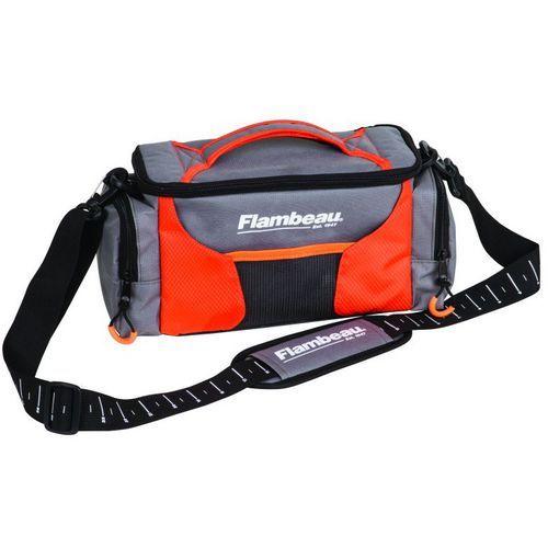 Flambeau Ritual Small Duffel Tackle Bag Orange Bright - Fishing Equipment, Soft Tackle Bags at Academy Sports