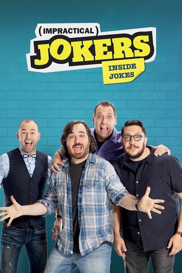 Impractical Jokers: Inside Jokes (TV Series 2016- ????)