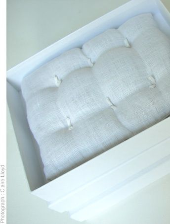 Lavender futon. 100%linen. Available in white and charcoal.  www.thestanleysupplystore.com