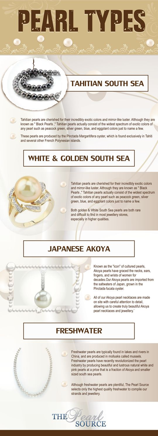 best images about fashion infographics culture selecting the perfect pearl type