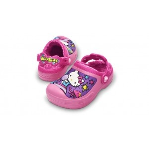 Crocs Hello Kitty Lined Space Adventure