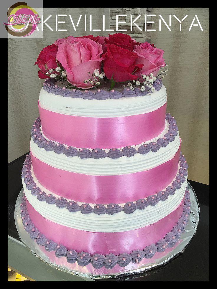 Cake Ville Wedding Cakes :-)