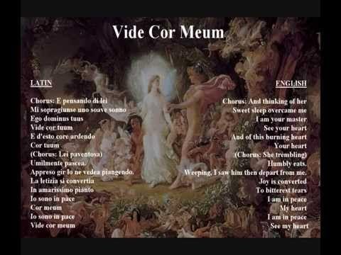 Vide Cor Meum - El reino de los cielos/Hannibal (Hans Zimmer & Patrick C...