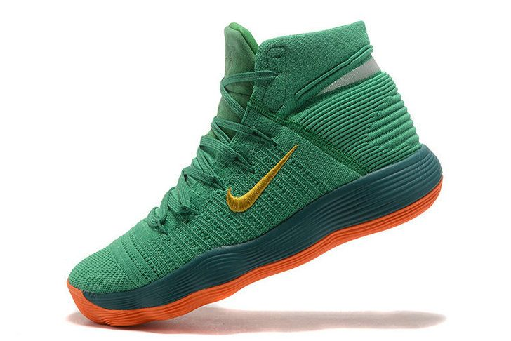 47a97c74310f Where To Buy Nike Hyperdunk 2017 Elite Flyknit Emearld Green Electric Green  Hyper Orange Mens Basketball