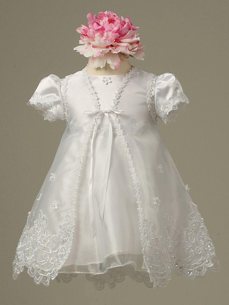 Girls white dresses for baptism