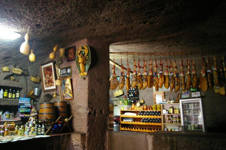 bar in barranco de #Guayadeque