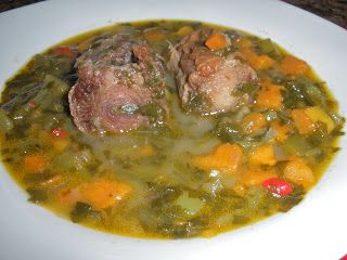 Chef JD's Comfort Cuisine: Jamaican Oxtail Pepperpot