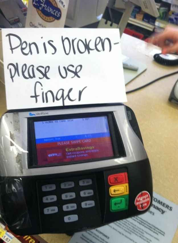 Also important — le t t e r spacing. | 10 More Really Embarrassing Grammar And Spelling Mistakes