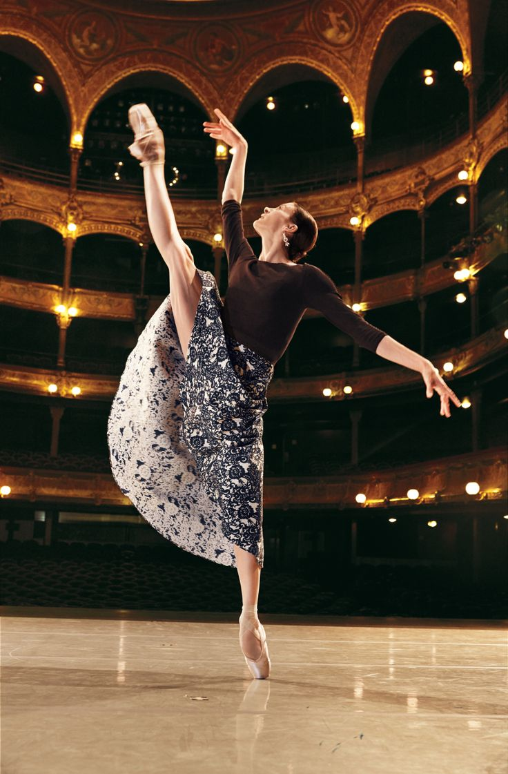 We sat down with Marie-Agnès Gillot, our October muse and model and the prima ballerina of the Paris Opera Ballet mesmerizing audiences around the world.  See the video and interview, now on the #AnthroBlog #Anthropologie