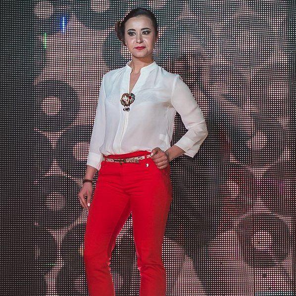 """Одна из финалистов оригинального проекта """"Лицо с обложки 1 сезон"""", в котором мы также принимали участие. Представлена брошь """"Лилит"""". #Оргалика#Orgalica#лицособложки#брошь#лилит#brooch#acrylicpin#acrylic#весна2016#vogue#стиль#втренде"""