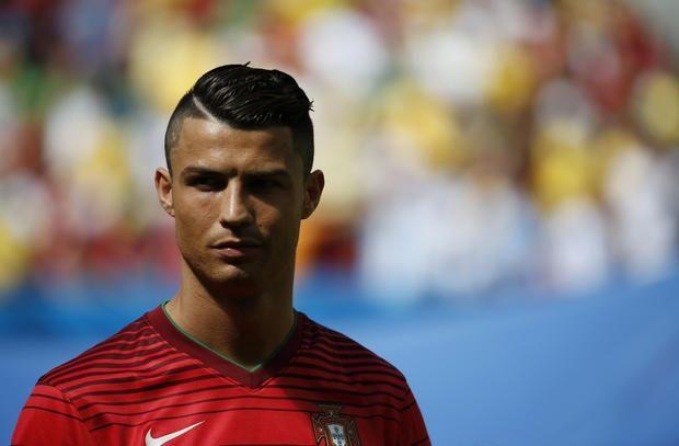 Cristiano Ronaldo Frisur Weltmeisterschaft Cristiano Ronaldo