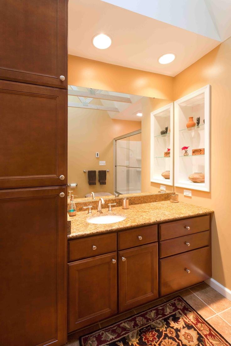 Bathroom Ideas  Bathrooms by Red Oak Remodeling in 2019