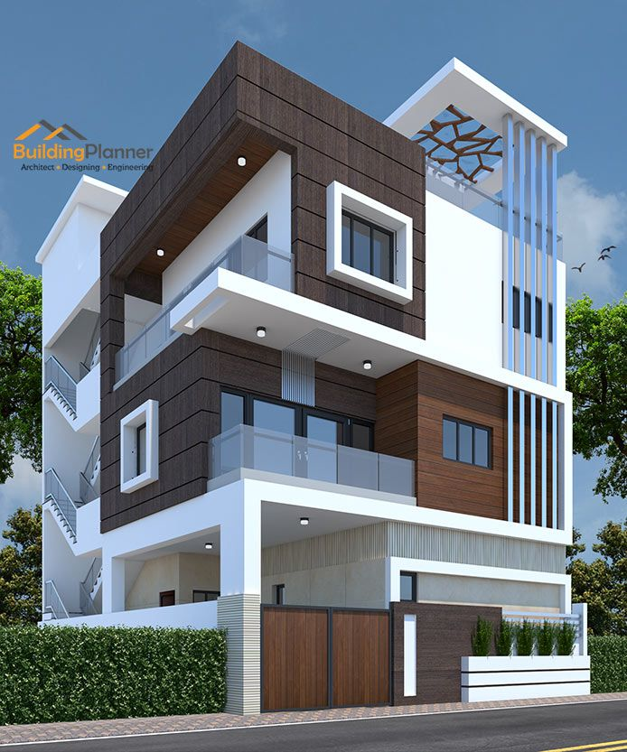 Home Plan House Plan Designers Online In Bangalore Buildingplanner House Construction Plan Architect Design House 3 Storey House Design
