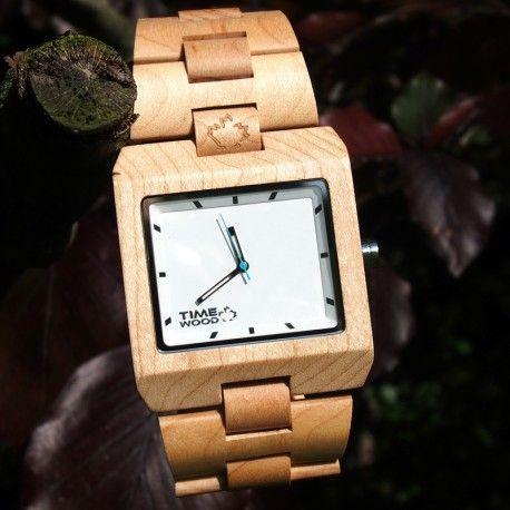 dřevěné hodinky Cursa od TimeWood