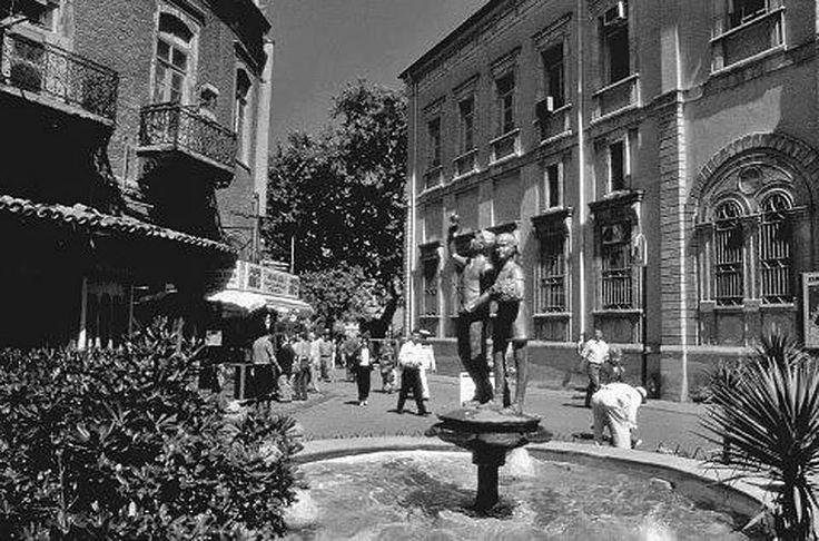 Kemeraltı Girişi, 1970'li yıllar
