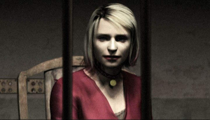 Maria in the labyrinth in Silent Hill 2
