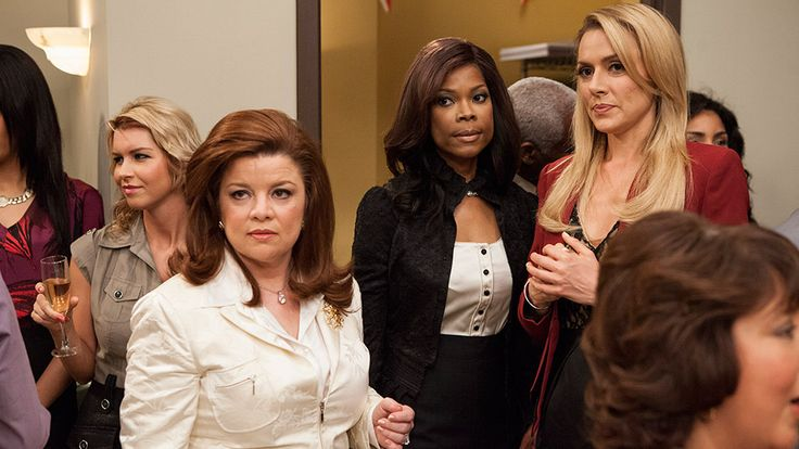 After Candace charges into the Cryer-Harrington campaign headquarters and delivers her pricey demands to Jim, David, their wives and Maggie, Veronica pushes back with some threats of her own. However, Candace has one last trump card to play.