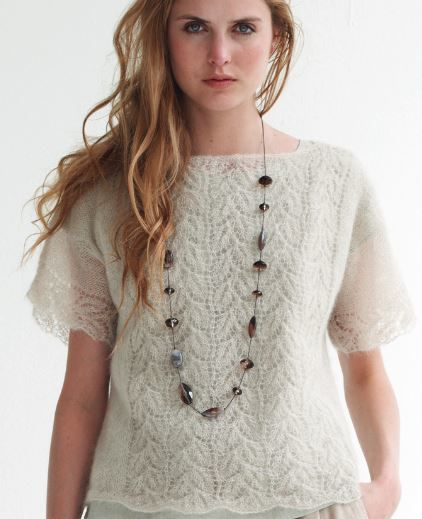 A Crush on Lace Knit Top