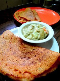 Mixed Dal Adai / Dosa