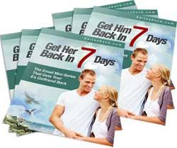 Bait your ex back in 7 days. Can it be done? Come and read my latest review here!!  http://win-back-your-ex.com/bait-your-ex-back-by-jenna-james