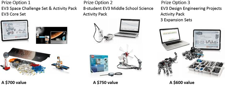 Casting Call:  Are you an educator who uses LEGO® MINDSTORMS® Education EV3 with middle school students? Have you created a cool lesson using EV3 that meets Common Core Standards? Do you have access to a video camera? Do you like to win free stuff?  If you answered yes to all the questions above, ...