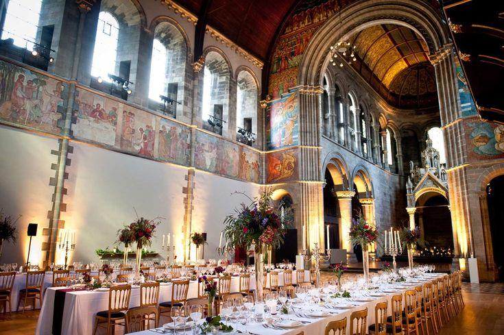 Wedding & Reception Venue Hire :: Edinburgh, Scotland