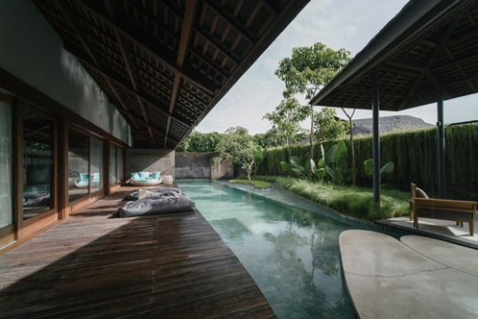 The Santai  Studio TonTon Antony Liu + Ferry Ridwan Architects