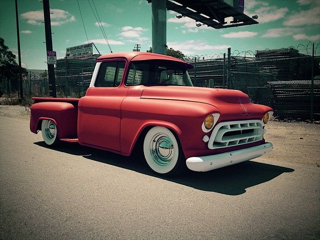 Paso Robles Gmc >> 58 best 57 chevy truck ideas images on Pinterest | Pickup