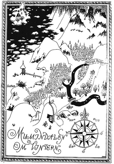 Tove Jansson: The Moomin Valley in the Winter
