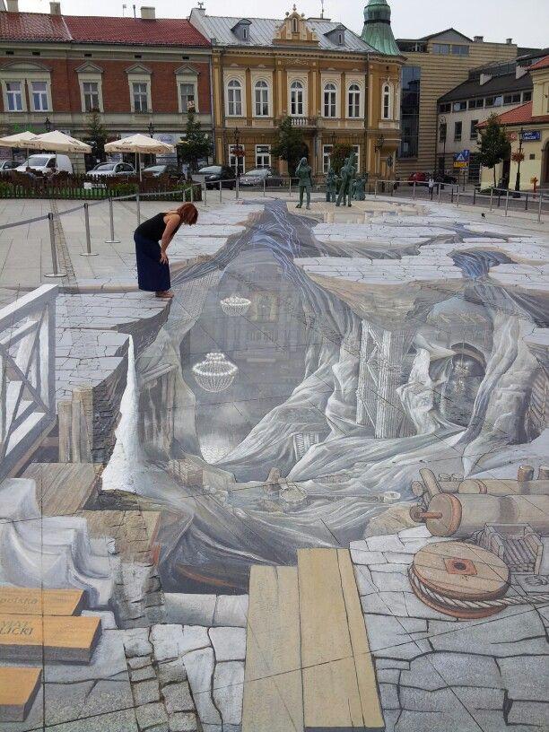Wieliczka - 3D